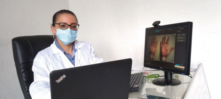 Although the regulation of telemedicine in Colombia had been updated in 2019, the preventive, and now selective, isolation has allowed progress in health care through this modality.